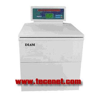 离心机的品牌  DL6M  大容量冷冻离心机