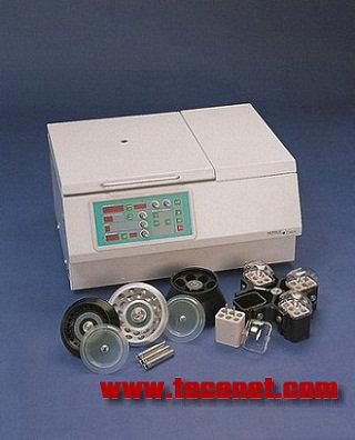 德国HERMLE大容量泛用高速冷冻型离心机