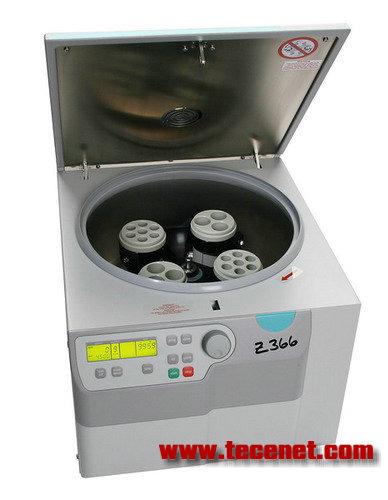 德国HERMLE中容量泛用高速型离心机