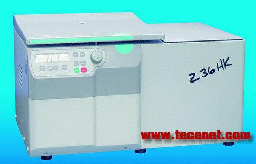 德国HERMLE中容量泛用超高速型冷冻离心机