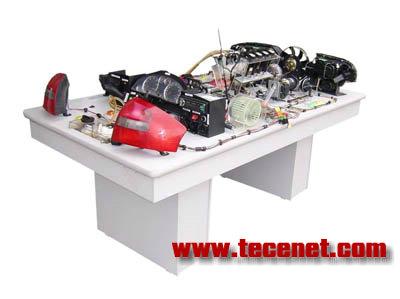 智能型奥迪A6全车电路电器实习台