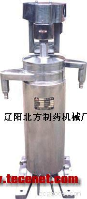 全不锈钢型管式分离机/辽阳北方管式离心机
