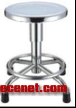 不锈钢调节凳