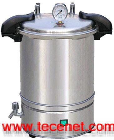 手提式高压蒸汽灭菌器(移位快开门)