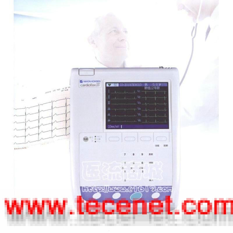 日本光电心电图机ECG1250P专业代理销售