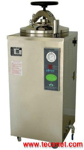 灭菌器 立式压力蒸汽(全自动,数显)