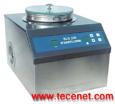 SLS 200型气流筛分仪(负压筛分仪)