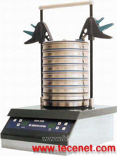 ASM200型分析筛分仪