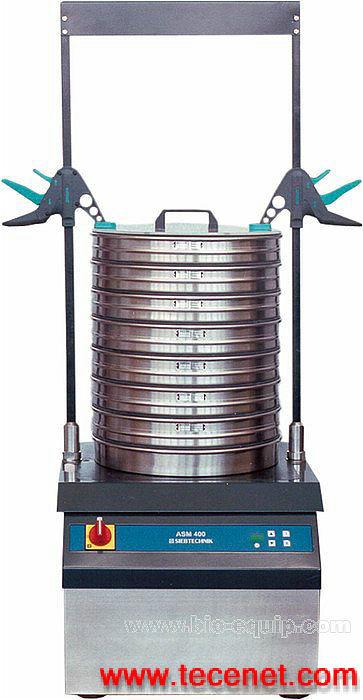 ASM400中型高效分析筛分仪