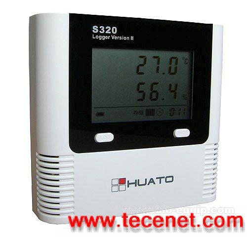 RS485网络温湿度监测记录仪