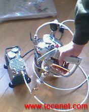 零配件清洁度检测装置检测仪