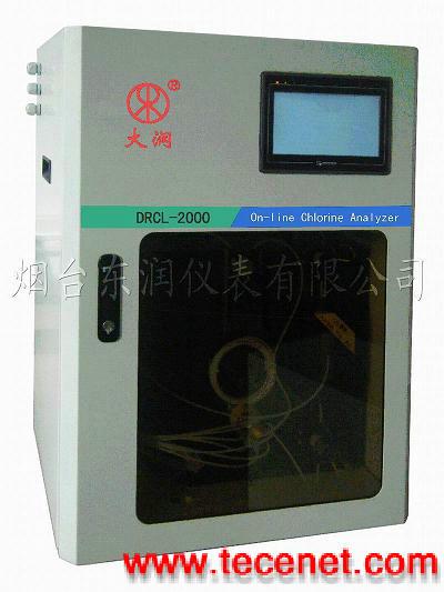 余(总)氯分析仪
