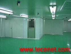 无尘车间装修、净化工程装修、洁净室装修