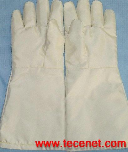 耐高温手套, 防静电耐高温手套