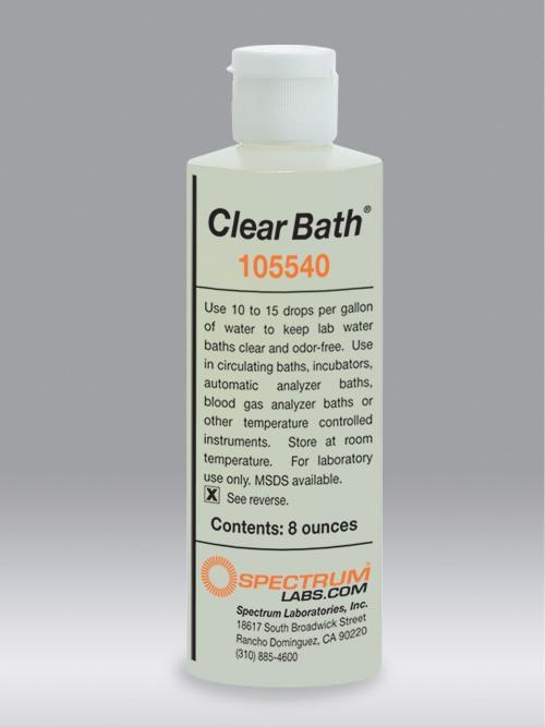 Clear Bath 水体清洁剂