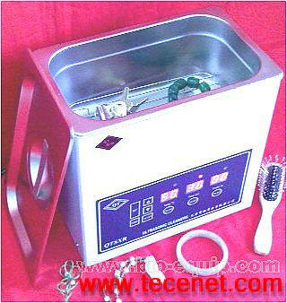 3升奇拓牌数显加热超声波清洗器
