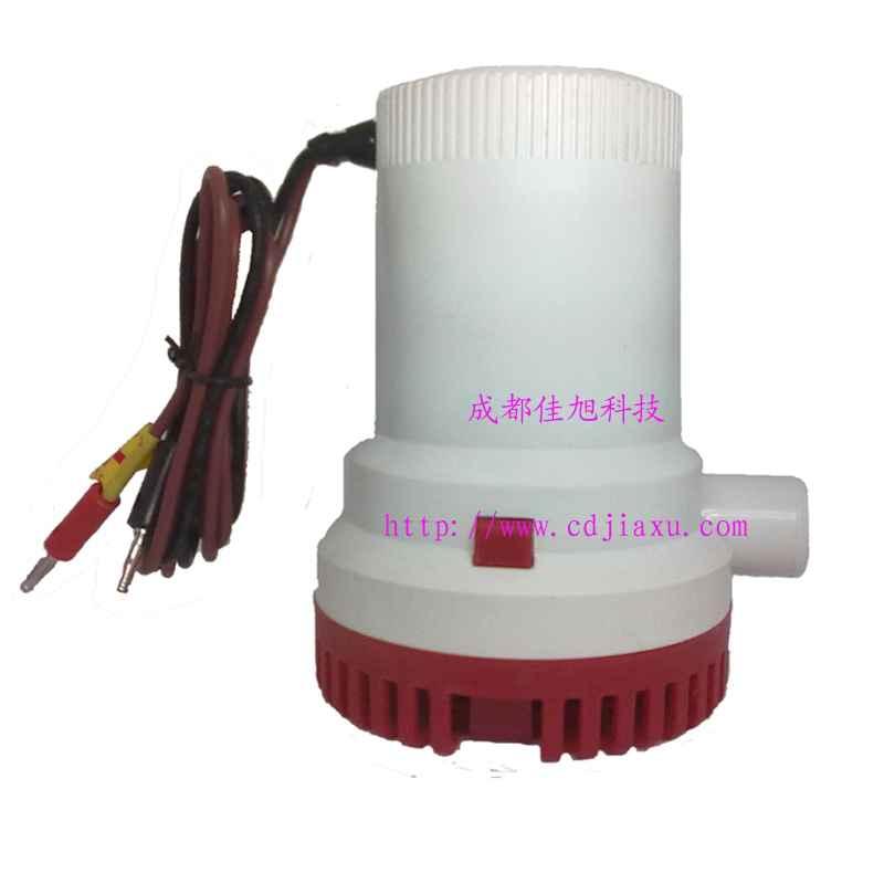 微型中流量直流潜水泵-TD480