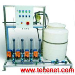 余氯和二氧化氯自动加药设备(自动加药装置)