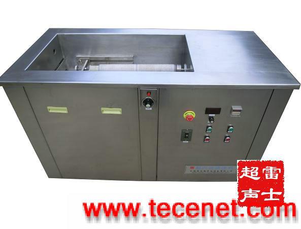 医用滤芯清洗转动式超声波清洗机