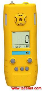 便携式泵吸型多参数气体检测报警仪