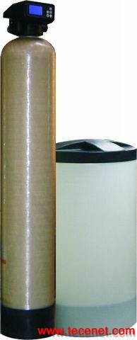 单罐全自动软化水设备
