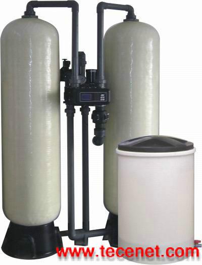 高硬水浮动床全自动软化水设备