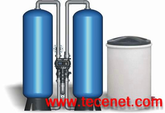 连续出水全自动软化水设备