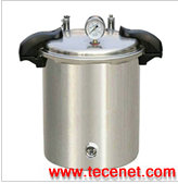煤电两用手提式灭菌器(移位式快开盖型)