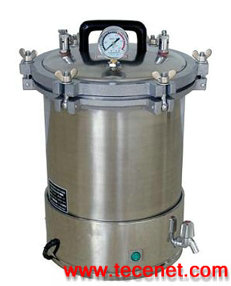 手提式压力蒸汽灭菌器(蝶型螺母开盖型)