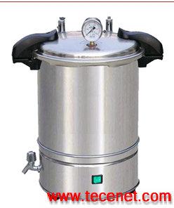 电加热手提式灭菌器(移位式快开盖型)