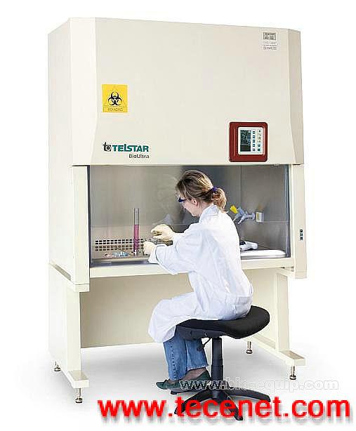 最高端 气动密封 电动门生物安全柜 BIOULTRA