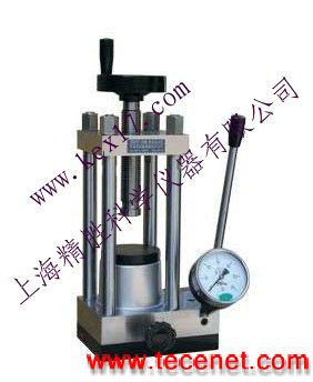 769YP系列手动粉末压片机小型油压机压样机
