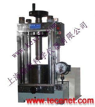 DY系列电动粉末压片机小型电动油压机压样机
