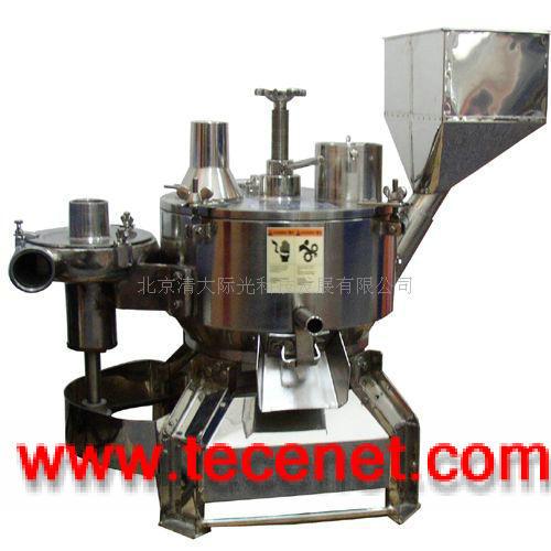 QLM-20A汇聚式全自动超微气流粉碎机