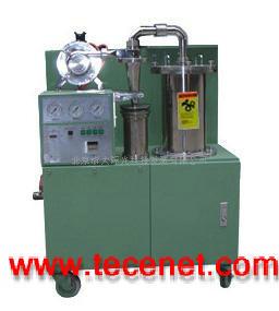 QLM-2型实验室专用气流粉碎机