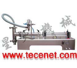 南宁食用油液体灌装机/广西星火液体灌装机