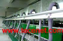 泛泰多工位焊接烟尘净化治理系统