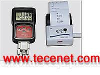 杭州仓库专用温湿度记录仪(带打印)