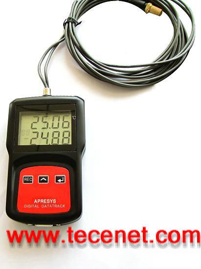上海冰箱测试专用双通道温度记录仪