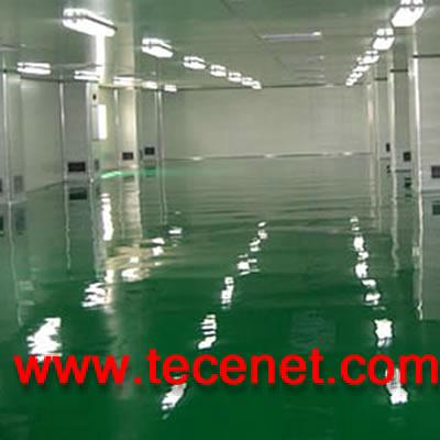 净化工程净化厂房洁净室净化地板设计施