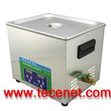 专业供应10L台式超声波清洗机KM-410C 数显