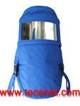 超低温防护头罩、防液氮头罩、防寒头罩