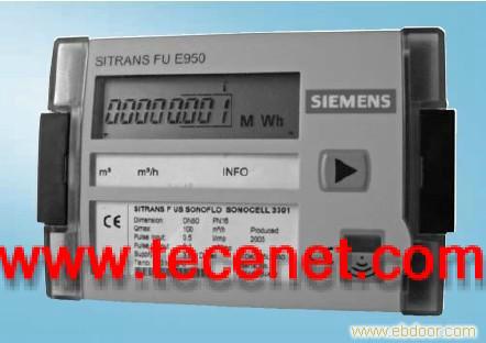 西门子FUE950湿式超声波流量计