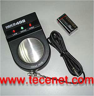 手腕带测试仪/498防静电手腕带测试仪