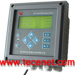 DD-7X多通道在线电导率仪