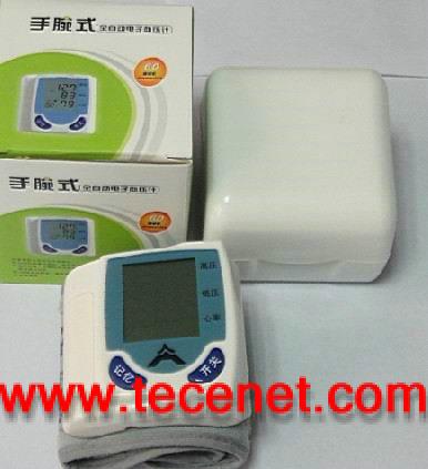 电子血压计 腕式中文