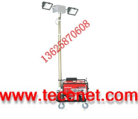 遥控型道路施工照明灯具/移动照明系统