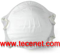 FFP2碗形防尘口罩