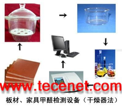 板材、家具甲醛检测仪(干燥器法)