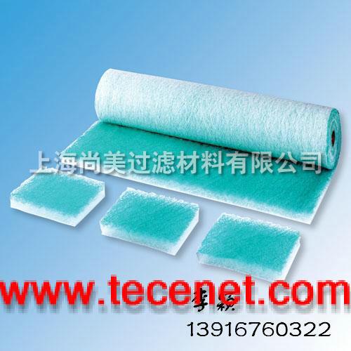 玻纤漆雾毡 地棉 阻漆网 喷漆房过滤棉
